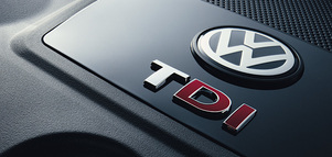 Volkswagen TDI Engine